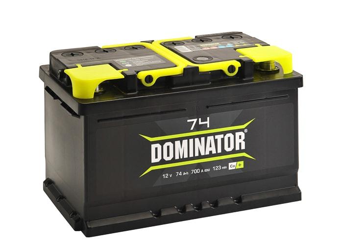 Dominator 6CT-74VLR LB