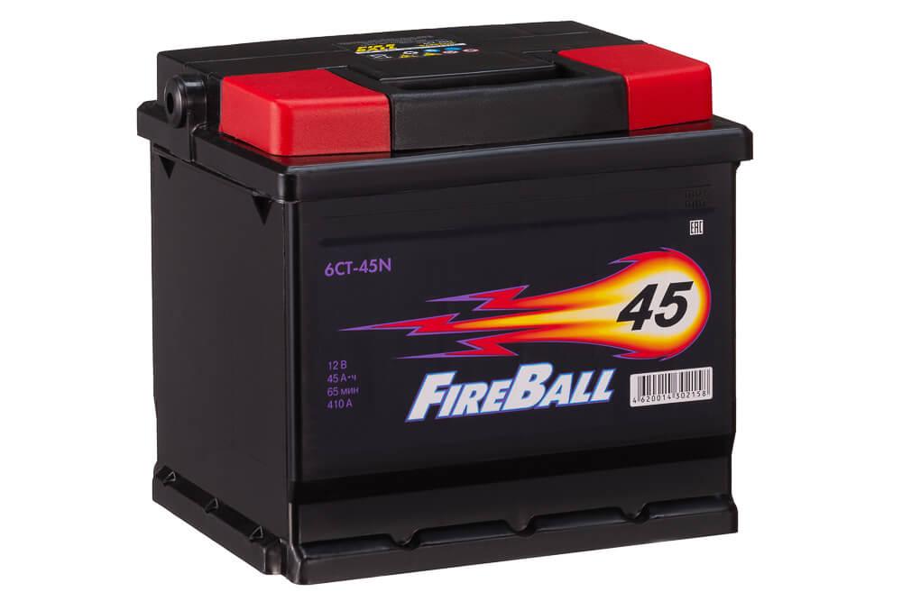 FireBall 6CT-45N